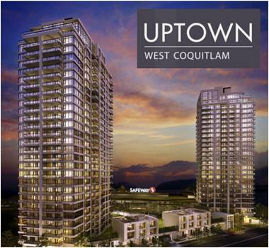 Main Photo: 2504 UPTOWN by BOSA PROPERTIES in : Coquitlam West Condo  (Coquitlam)