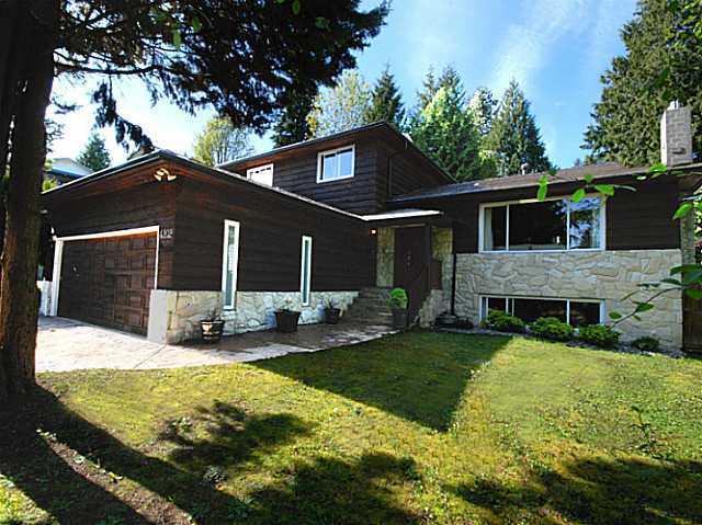 Main Photo: 4202 FAIRWAY PL in North Vancouver: Dollarton House for sale : MLS®# V1118486
