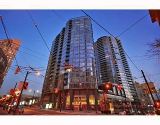 Main Photo: 1010 788 HAMILTON STREET in Vancouver: Downtown VW Condo for sale (Vancouver West)  : MLS(r) # R2075711