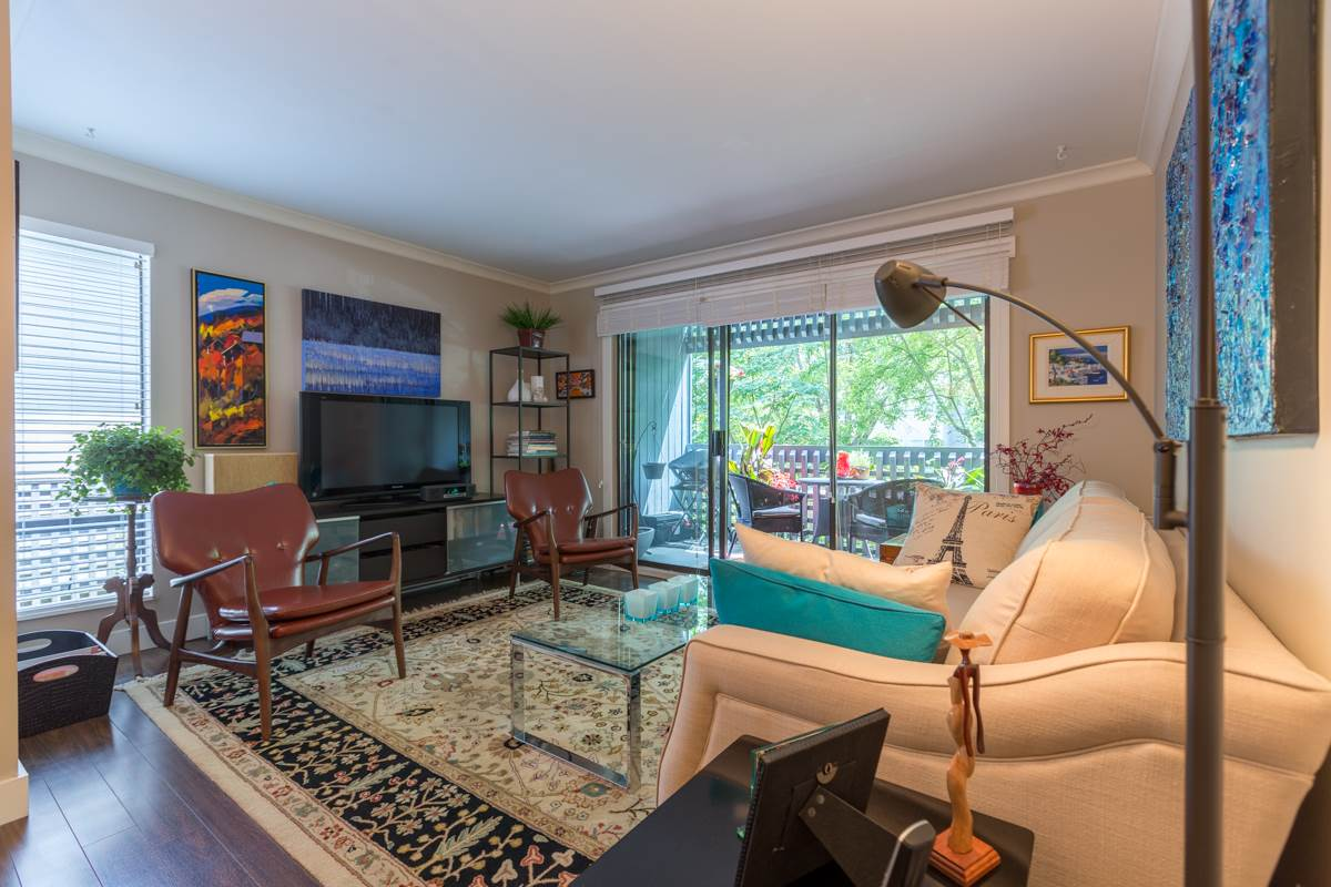 Photo 5: 205 2173 W 6TH AVENUE in Vancouver: Kitsilano Condo for sale (Vancouver West)  : MLS(r) # R2087167