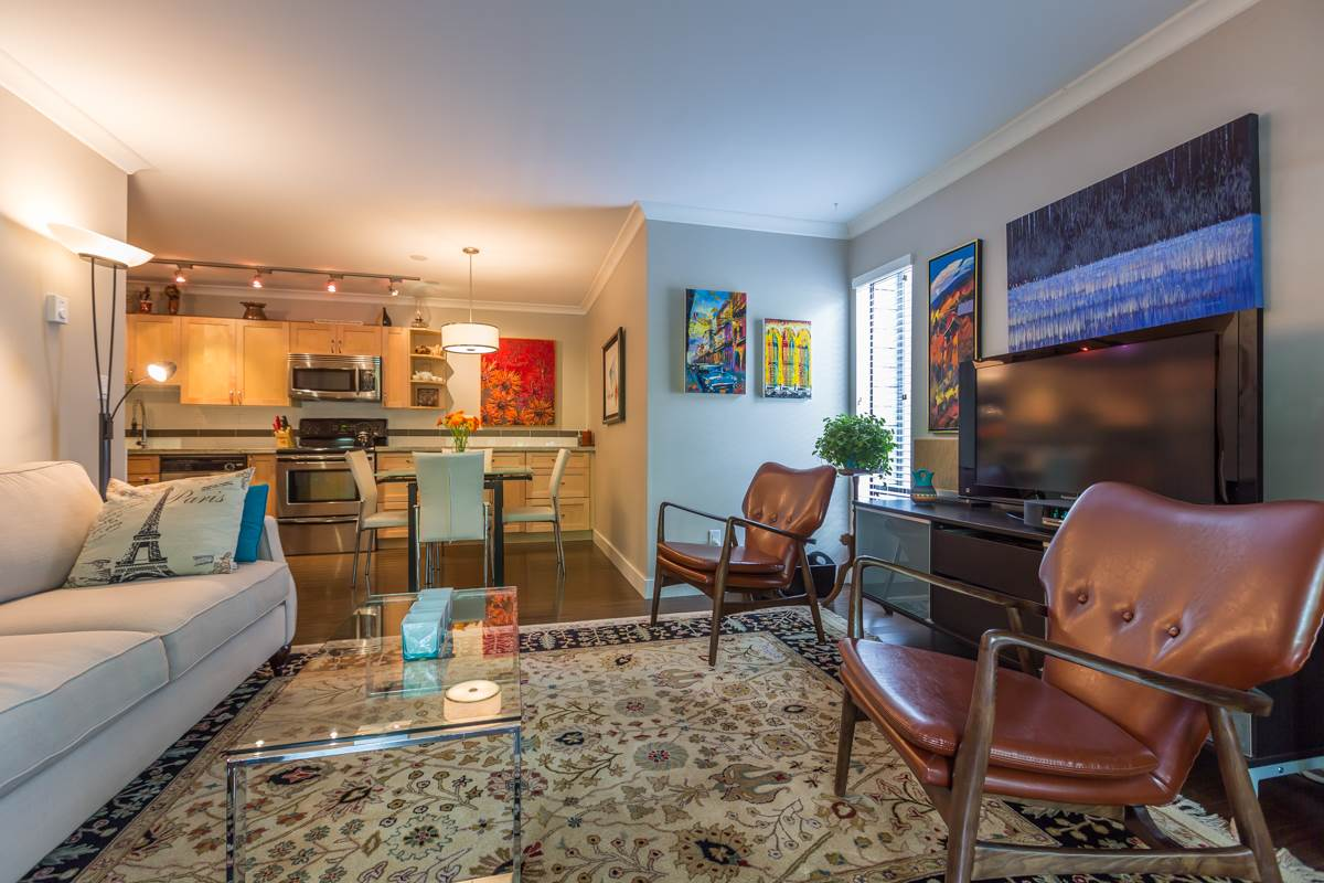 Photo 4: 205 2173 W 6TH AVENUE in Vancouver: Kitsilano Condo for sale (Vancouver West)  : MLS(r) # R2087167