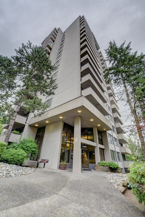 Main Photo: 1303 2060 BELLWOOD AVENUE in Burnaby: Brentwood Park Condo for sale (Burnaby North)  : MLS® # R2091052