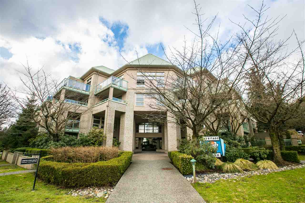 Main Photo: 413A 301 MAUDE ROAD in Port Moody: North Shore Pt Moody Condo for sale : MLS® # R2141033