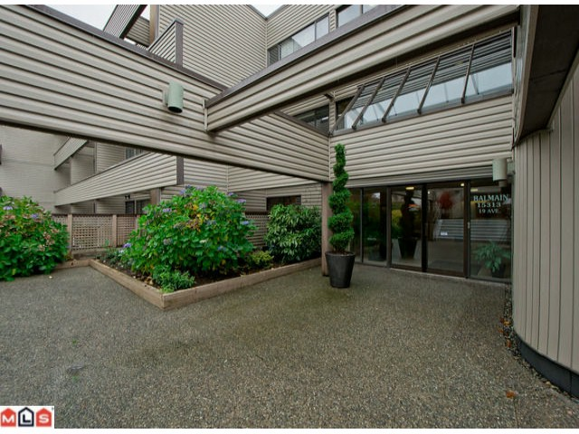 "Main Photo: 310 15313 19TH Avenue in Surrey: King George Corridor Condo for sale in ""VILLAGE TERRACE"" (South Surrey White Rock)  : MLS®# F1226109"