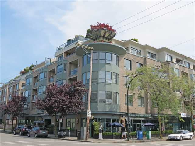 "Main Photo: # 308 1688 CYPRESS ST in Vancouver: Kitsilano Condo for sale in ""Yorkville South"" (Vancouver West)  : MLS® # V1015852"