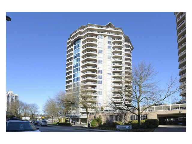 Main Photo: # 904 1245 QUAYSIDE DR in New Westminster: Quay Condo for sale : MLS® # V1046668