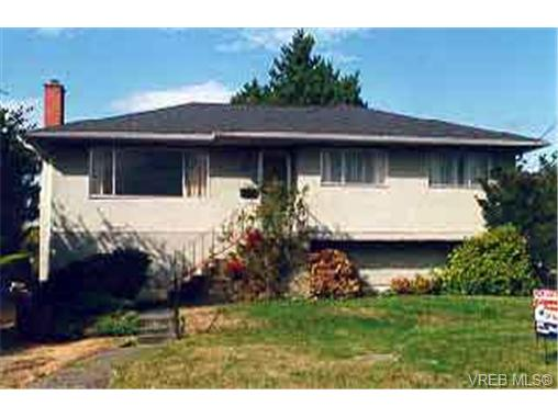 Main Photo: 594 Tait Street in : SW Glanford Single Family Detached for sale (Saanich West)  : MLS(r) # 127039