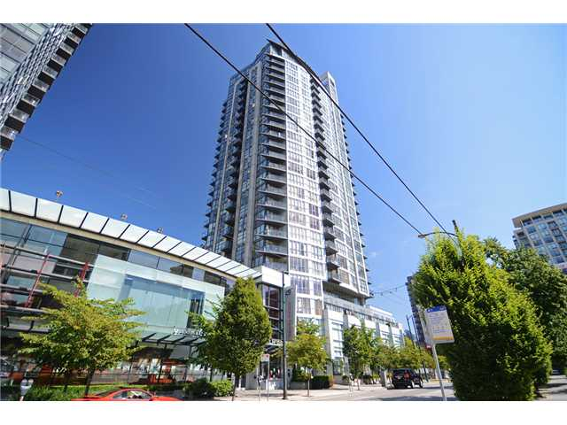 Main Photo: 1402 1155 Seymour Street in Vancouver: Downtown VW Condo for sale (Vancouver West)  : MLS® # V1129190