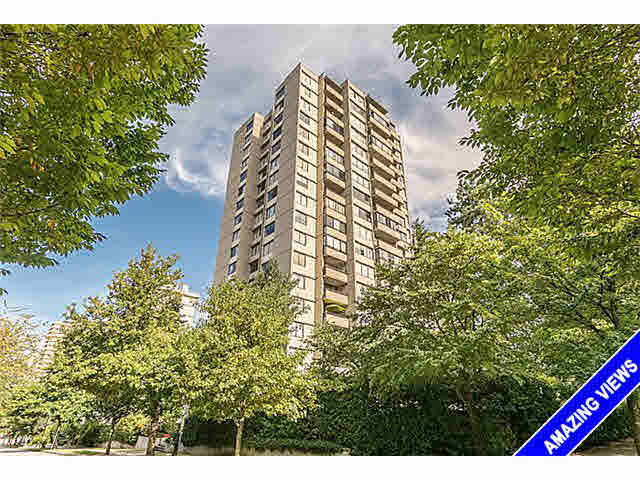 Main Photo: 903 1725 PENDRELL STREET in Vancouver: West End VW Condo for sale (Vancouver West)  : MLS® # V1140718
