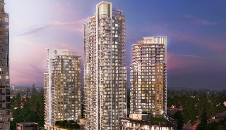 Main Photo: #408 at KINGS CROSSING II in : Highgate Condo  (Burnaby South)