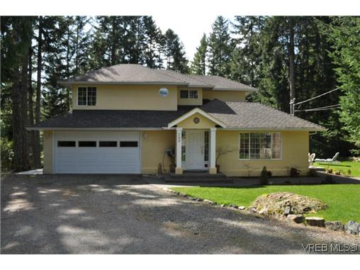 Main Photo: 709 Timberglen Place in VICTORIA: Hi Western Highlands Single Family Detached for sale (Highlands)  : MLS® # 321262