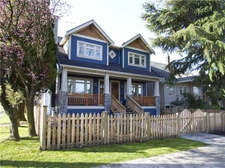 "Main Photo: 2806 W 7TH Avenue in Vancouver: Kitsilano House 1/2 Duplex for sale in ""S"" (Vancouver West)  : MLS(r) # V999049"
