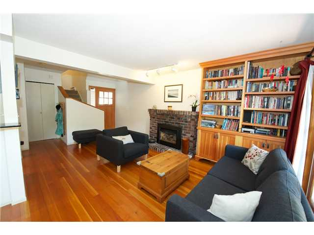 Photo 4: 1936 W 11TH Avenue in Vancouver: Kitsilano Townhouse for sale (Vancouver West)  : MLS(r) # V1013399