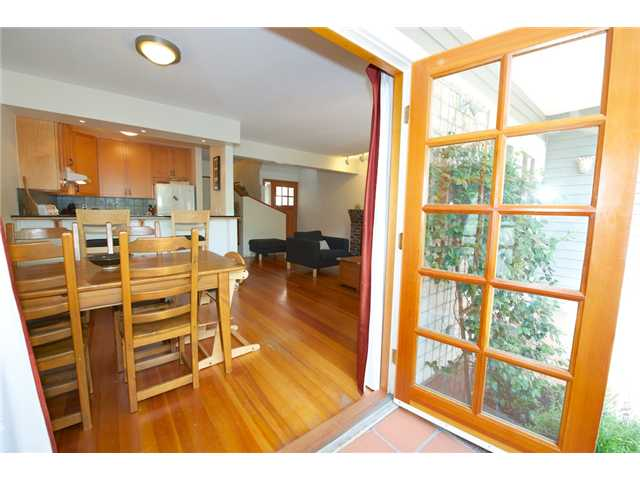 Photo 7: 1936 W 11TH Avenue in Vancouver: Kitsilano Townhouse for sale (Vancouver West)  : MLS(r) # V1013399