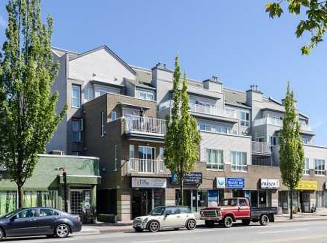 Main Photo: 307 3939 Hastings Street in Burnaby: Vancouver Heights Condo for sale (Burnaby North)  : MLS® # V1018976