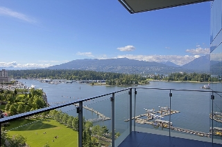 Main Photo: 1101 277 Thurlow Street in Vancouver: Coal Harbour Condo for sale (Vancouver West)