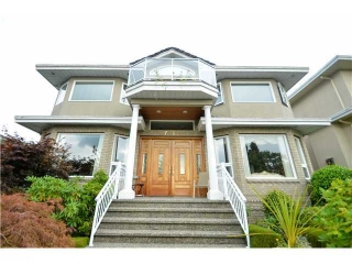 Main Photo: 7292 BARNET RD in BURNABY: Westridge BN House for sale (Burnaby North)  : MLS® # V1104455