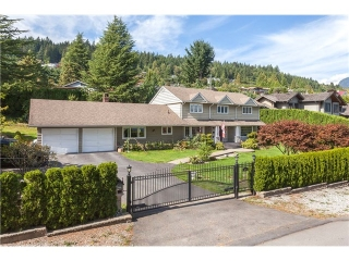 Main Photo: 875 Greenwood Rd in West Vancouver: British Properties House for sale : MLS® # V1142955