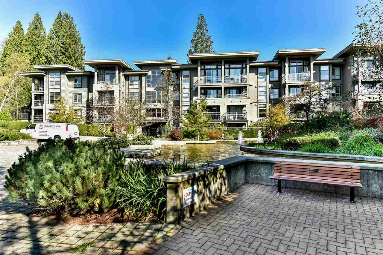 Main Photo: 313 9319 UNIVERSITY CRESCENT in Burnaby: Simon Fraser Univer. Condo for sale (Burnaby North)  : MLS® # R2014727