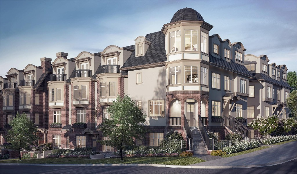 Main Photo: YUKON RESIDENCES in Vancouver: Townhouse for sale (Vancouver West)  : MLS® # PRESALE