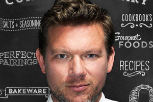 Tyler Florence Fancy Box