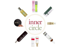 Saffron Rouge Inner Circle