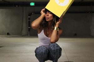Kelly Rowland Fancy Box