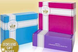 People VIP Gift Box