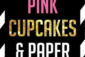 Pink Cupcakes & Paper