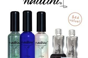 Lacquer Cabinet by Nailtini