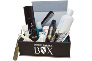 Luxury Barber Box