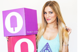 iJustine Fancy Box