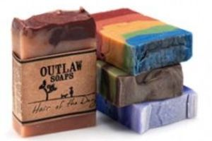Outlaw Soaps Clean Getaway Box