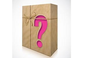Bare Escentuals Mystery Box