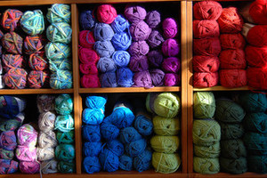 Skein of the Month Club