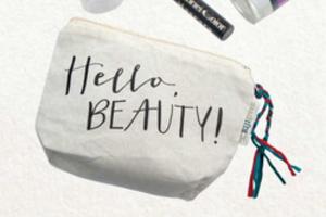 Whole Foods Beauty Bag