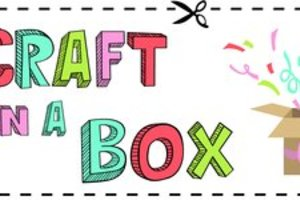 My Craft In A Box