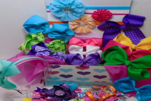 The Hair Bow Box