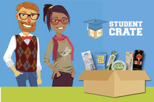 Student Crate