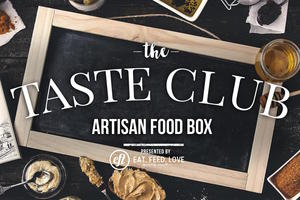 Taste Club: Pantry Box