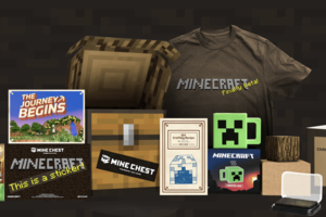 Mine Chest Minecraft