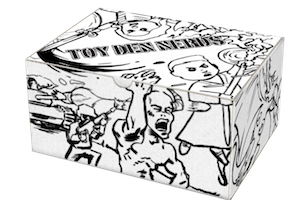 Toy Den Nerds Mystery Box