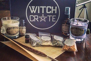 Witch Crate