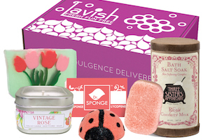 Lavish Bath Box