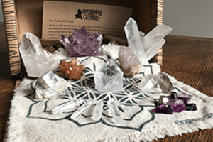 Enchanted Crystal Subscription Box