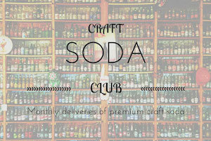 Craft Soda Club