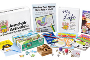 Armchair Activities for Seniors