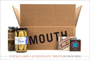 Mouth: Cravings Every Month
