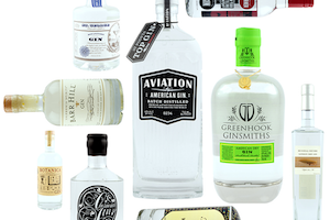 Mouth: Gin Every Month