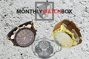 Monthly Watch Box